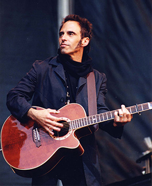 Nils Lofgren photo by Jan Lundahl