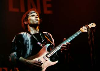 Nils Lofgren by Keith Curtis
