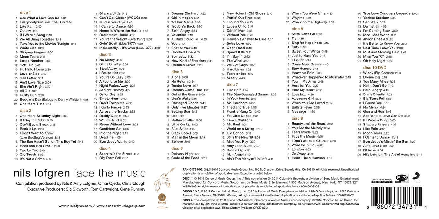 Backstreets springsteen news archive jul sep 2014 click here to see the track listing fandeluxe Choice Image