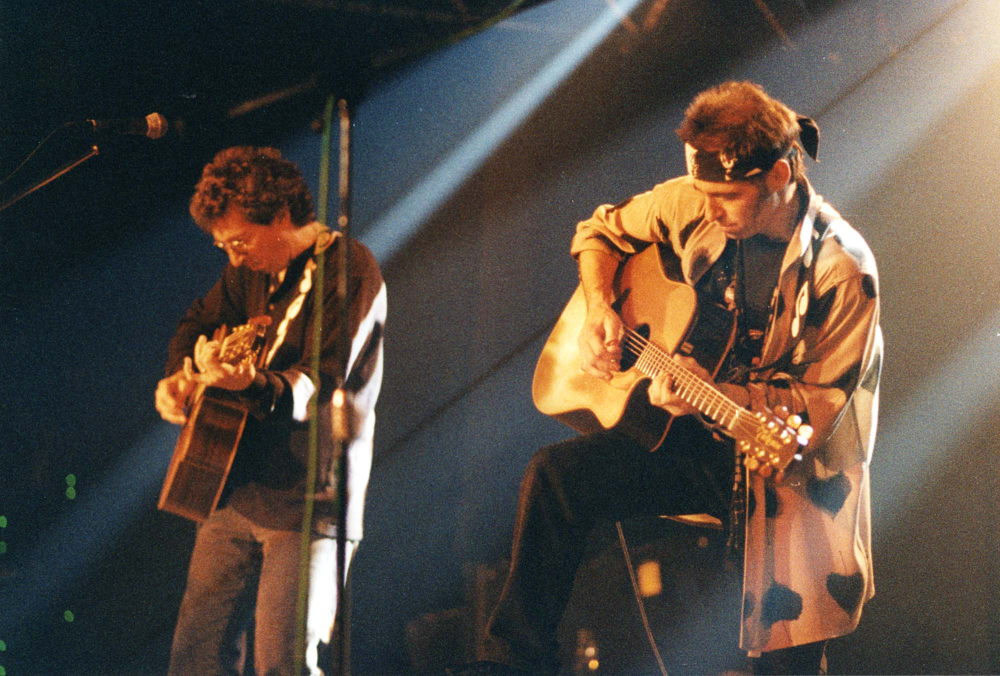 Nils and Tom 1992