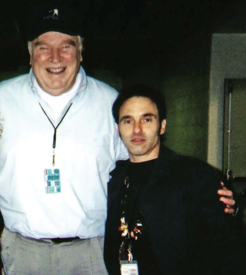 Nils and John Madden
